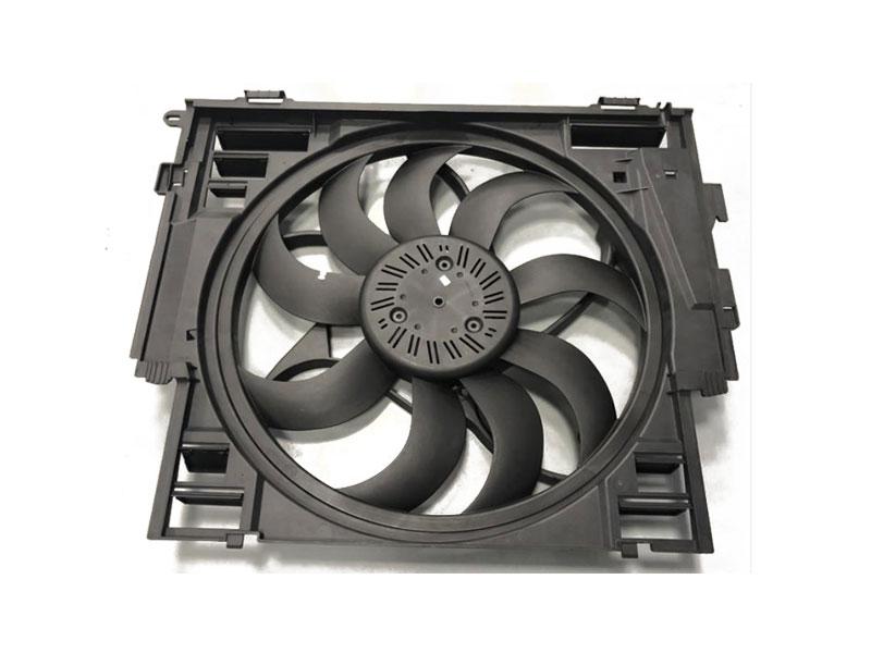 Elektrické chladicí ventilátory pro automobily