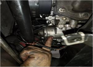 Metoda výměny elektrického vodního čerpadla BMW